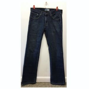 "Levi's | Straight Leg Denim Jeans 32""x 32"""
